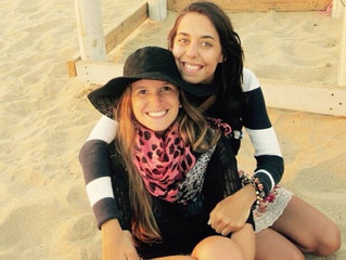 Marina and Majo: Argentine Backpackers Murdered in Ecuador Laid To Rest