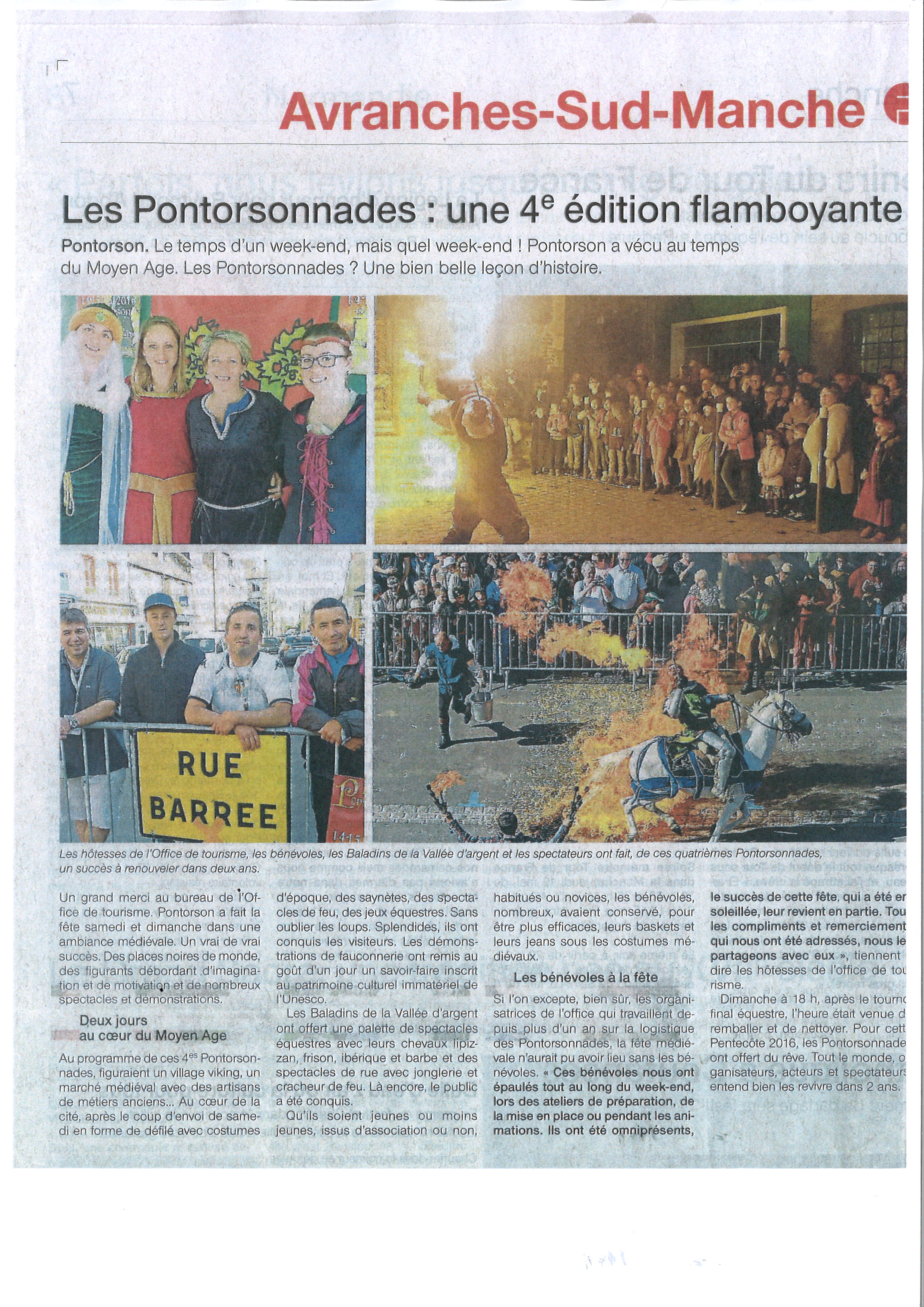 La Presse en parle : Ouest France