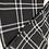 Thumbnail: Black and White Plaid Long Leggings