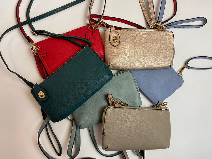 Small Crossbody Bags with Card Holders