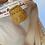 Thumbnail: VTG NOSWTAGS Romantic Long Nylon Nightgown Wow Lace Inserts SZ 34 1950'S