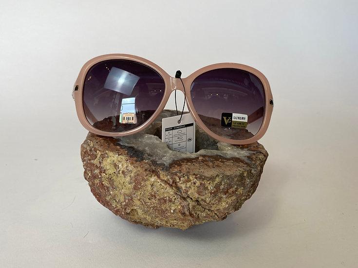 Rose and Purple Sunglasses