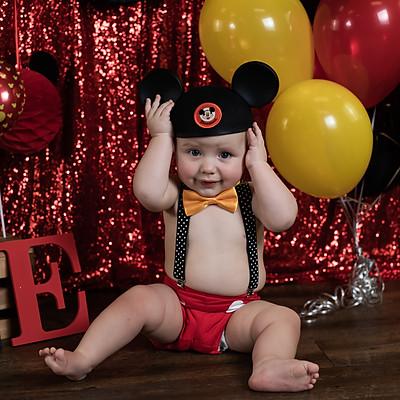 Oliver's First Birthday