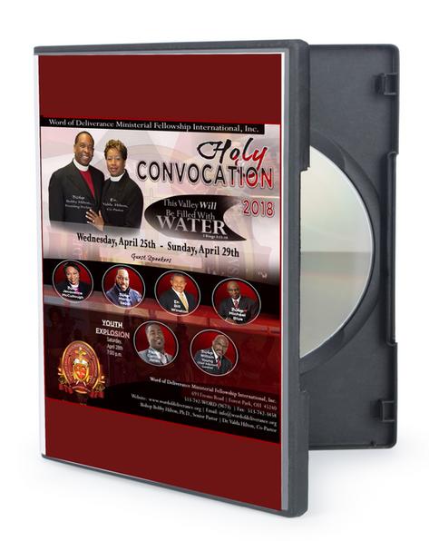 DVD / CD COVER - WOD