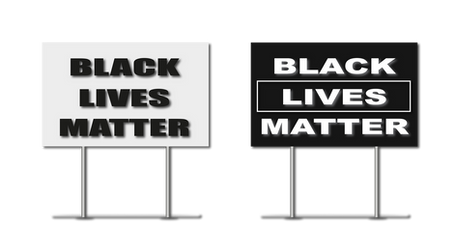 BLM YARD SIGNS