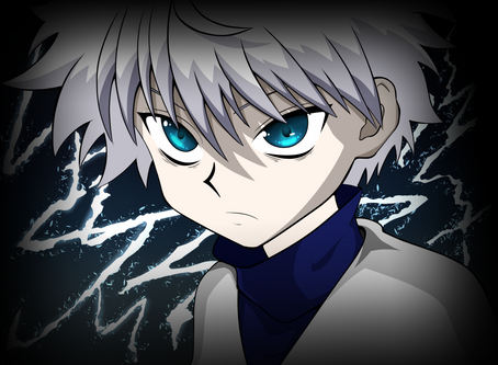 Gallery Update: Killua Fanart