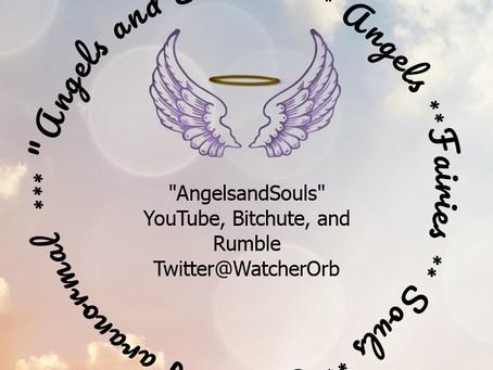 New Channel Name: AngelsandSouls