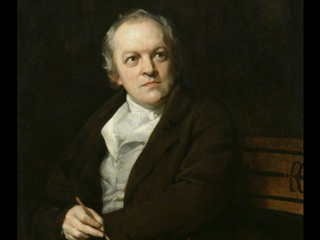 William Blake & Visions of Angels
