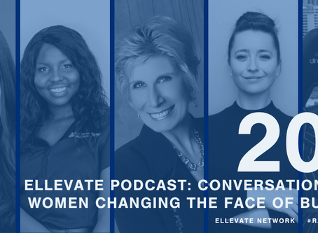 Ellevate Network Podcast: Raise Her Voice - Untold Stories Around The World