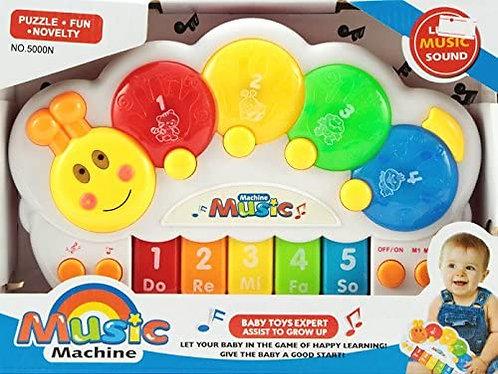 Լուսային և ձայնային մանկական խաղալիք թրթուր