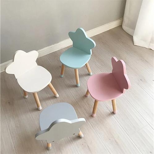 Մանկական փայտյա աթոռ աստղիկ