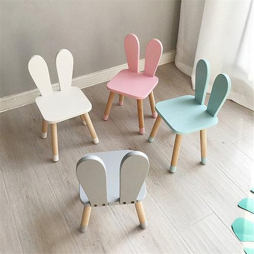 Մանկական փայտե աթոռ նապաստակ