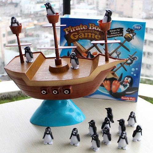 Սեղանի ուրախ խաղ Пиратская лодка