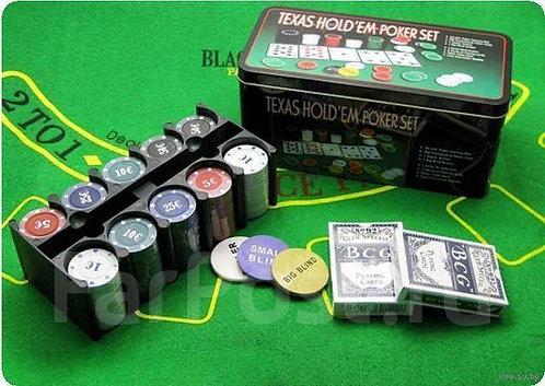 Խաղ Պոկեր 200 խաղաքար