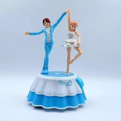Երաժշտական խաղալիք պարող  զույգ