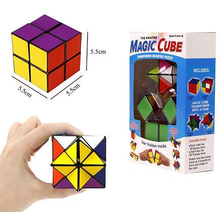 Գունավոր գլուխկոտրուկ Magic Cube