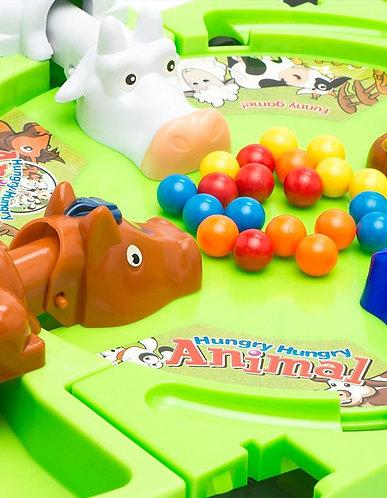 Ուրաղ խաղ սոված կենդանիներ Hungry Hungry Animals