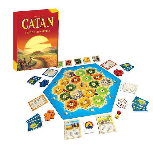 Սեղանի ստրատեգիական խաղ Կատան Catan