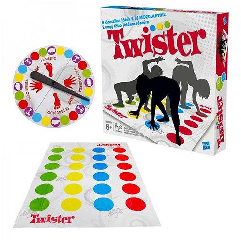 """Խաղ Թվիսթեր """"Twister"""""""