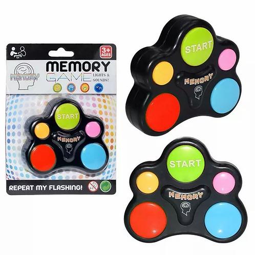 Հիշողությունը զարգացնող խաղ Memory  լուսային