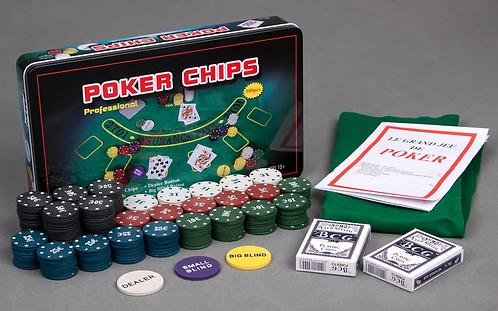 Խաղ պոկեր 300 խաղաքար
