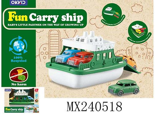 Մեքենաներ տեղափոխող բեռնատար նավ