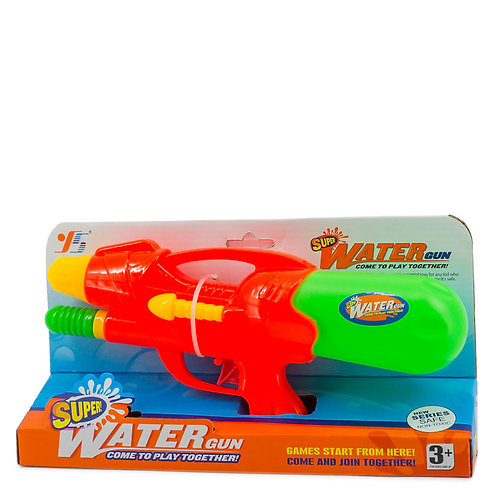 Ջրային խաղալիք ատրճանակ պոմպով Ո