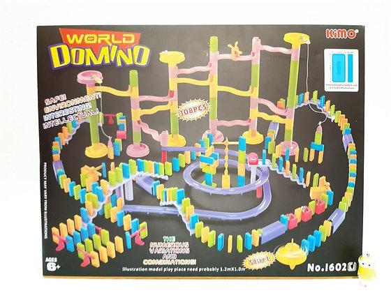 Դոմինոների հավաքածու108 դետալ