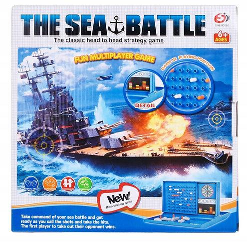 Սեղանի խաղ Ծովամարտ Морской бой
