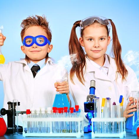 Փորձեր և գիտական խաղեր