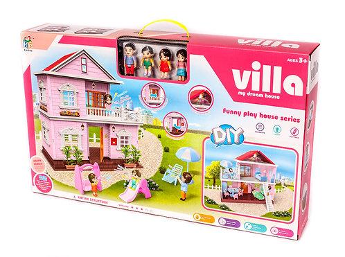 Երկհարկանի տնակ Villa