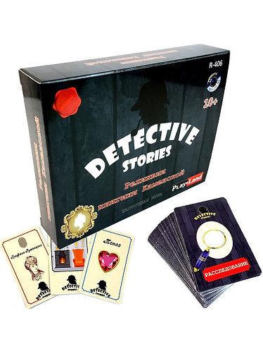Սեղանի խաղ Детективные истории 1