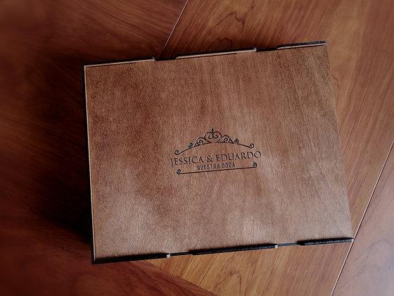 """Caja para Album 10X10"""""""