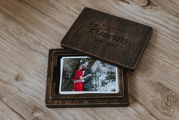 Caja para fotos Polaroid
