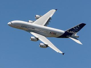 O Fim de uma Era. Airbus A380 encerra produção.