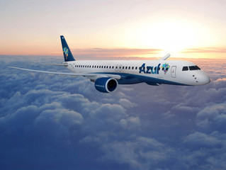 Azul to acquire more Embraer and Airbus jets in 2019 - (Test Your English)