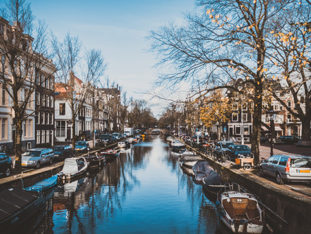 Eight Reasons To Visit Amsterdam
