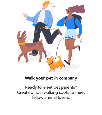 Walk your pet in a company.png