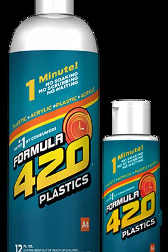 Formula 420 Plastics + Silicone