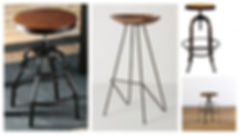 stunning-old-design-short-bar-stools-for