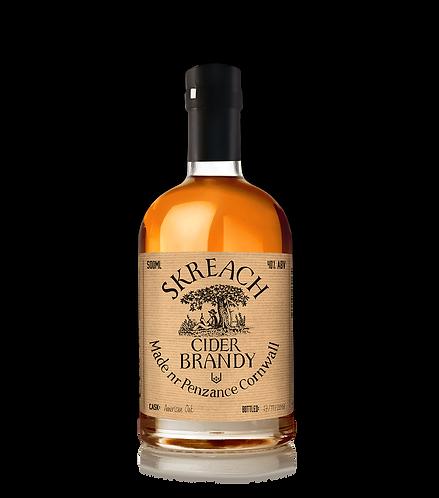 Skreach Cider Brandy