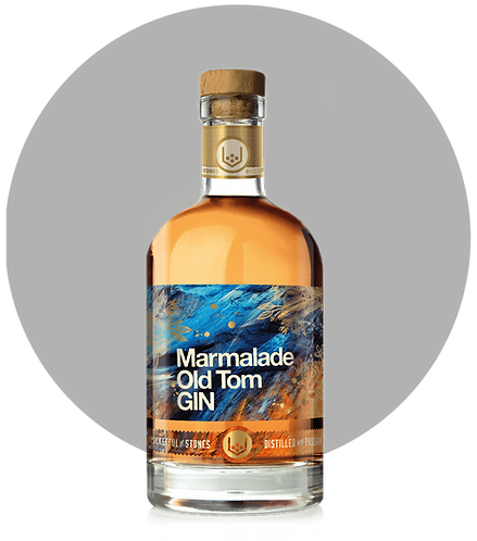 Marmalade Old Tom Gin
