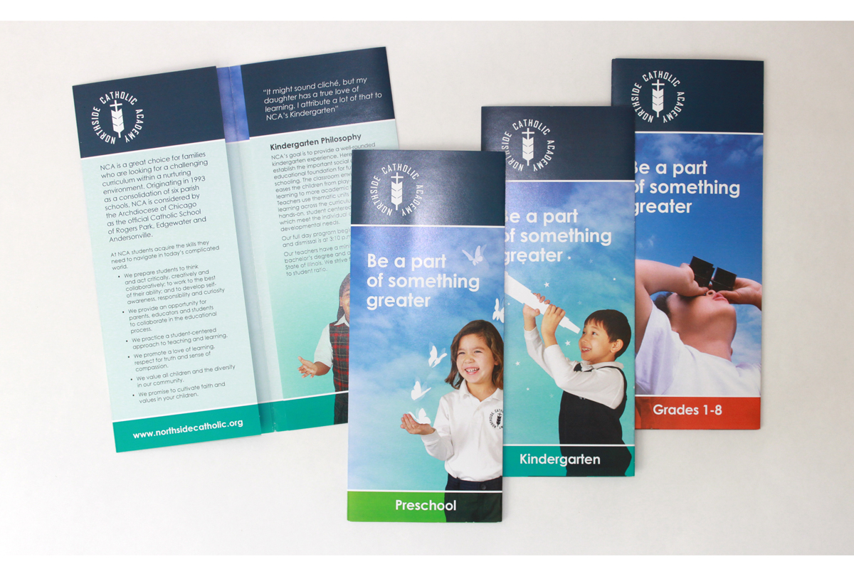 Northside Catholic Academy Brochures