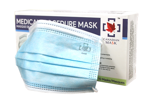 level 3 Medical Mask    10pcs/box