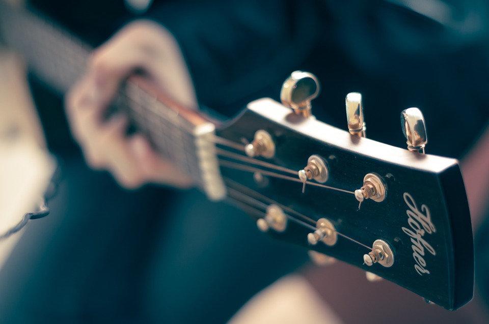 Guitar Coaching (30 mins)