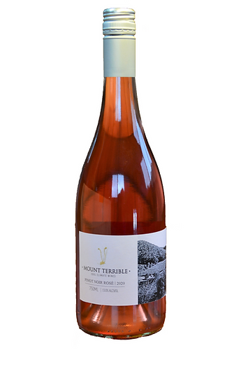 MOUNT TERRIBLE PINOT ROSE 2020 X CASE