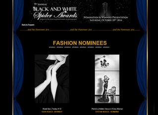 9th anual Spider Awards
