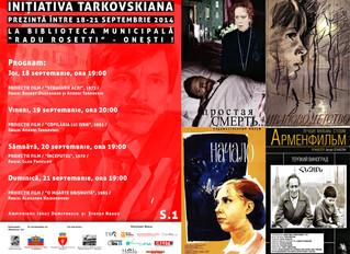 Initiativa Tarkovskiana - Onesti
