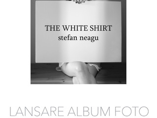 "Invitatie - Lansare album foto ""The White Shirt"""