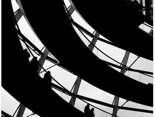 Honorable Mention at IPA OneShot : Street Photography-Geometric (shapes and forms)